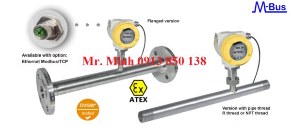 Đồng hồ đo lưu lượng khí