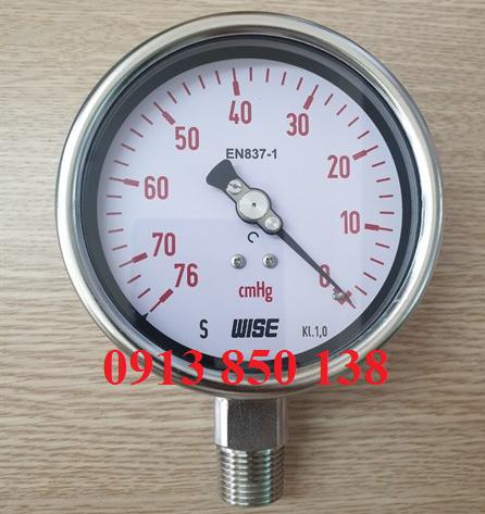 Đồng hồ áp suất âm
