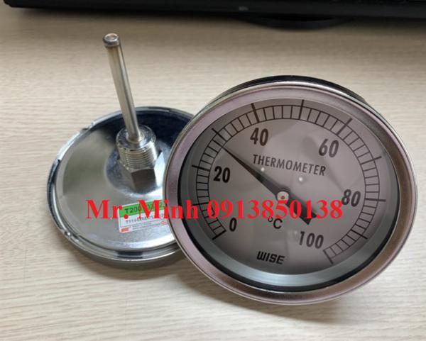 Đồng hò nhiệt độ Wise Model T114